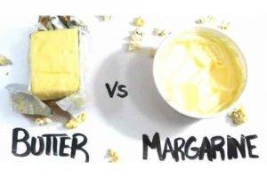 Butter vs Margarine | Giapo